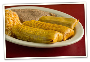 Authentic Tamales